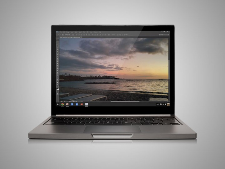 google photoshop chromebooks